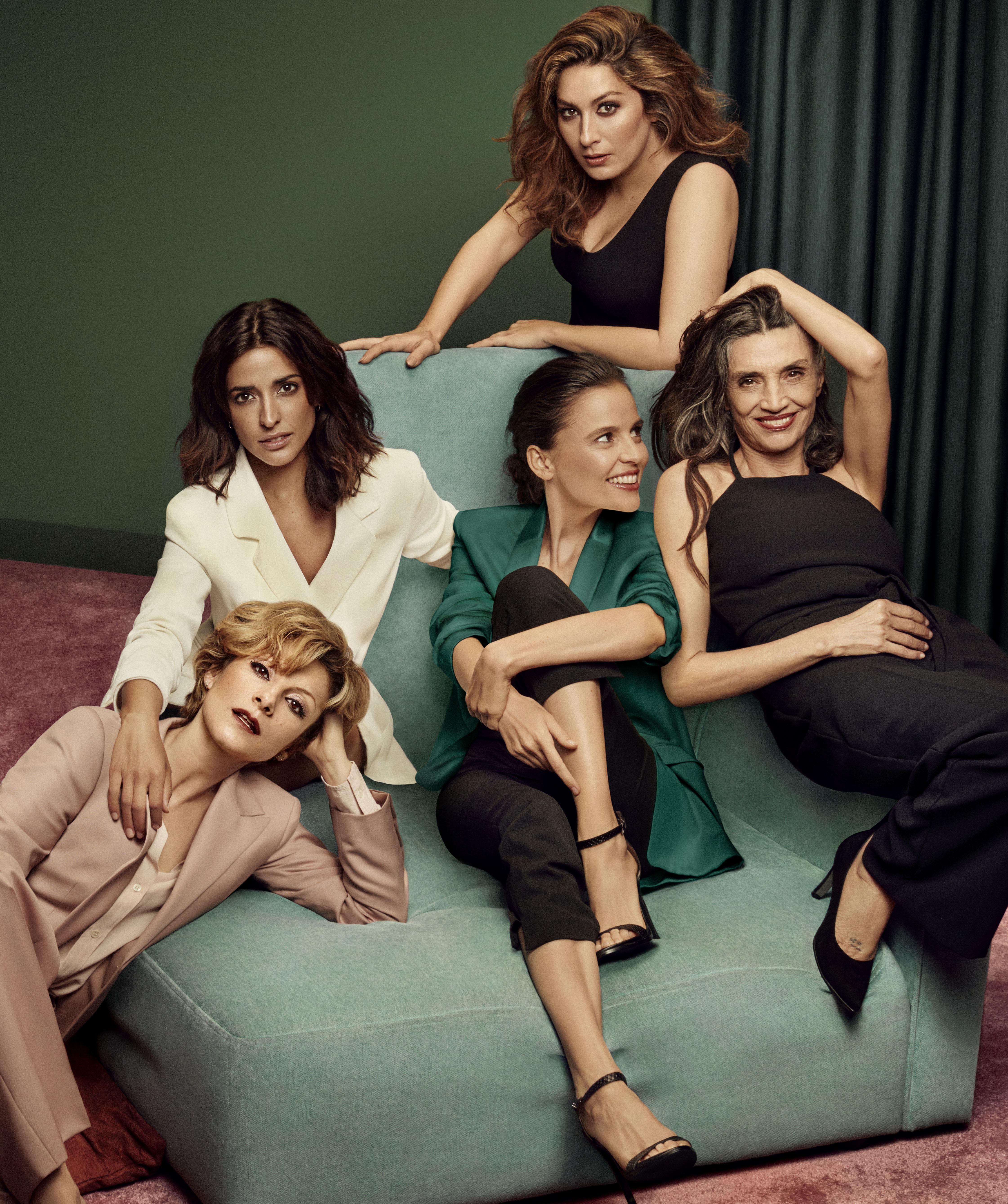 Amigas Maduras estás rodeada de mujeres auténticas, ¿lo has pensado